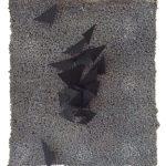 Arthur Luiz Piza, A 63, Relevo em metal sobre sizal, 30 x 25 cm,1983.