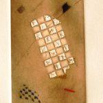 Arthur Luiz Piza, Echele de Jacob, Gravura em metal, 38 x 28 cm