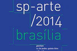 2014: SP-Arte Brasília – Feira Internacional de Arte de Brasília