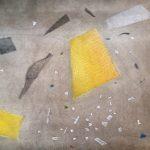 Arthur Piza, Espace Eclaté, Gravura em metal, 63,1 x 91 cm.