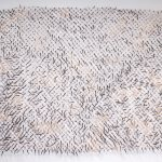 Espinheiro 2, Resina Cromada e Cobre, 120 x 200 x 5 cm, 2016
