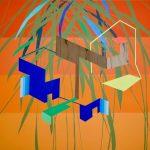 James Kudo, Sem Título, Acrílica Sobre Tela, 130 X 150 cm, 2017