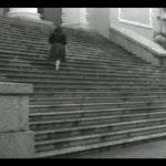 Anna Bella Geiger, PASSAGENS II, vídeo P&B, mudo, duração 5 min e 50 seg, 1974