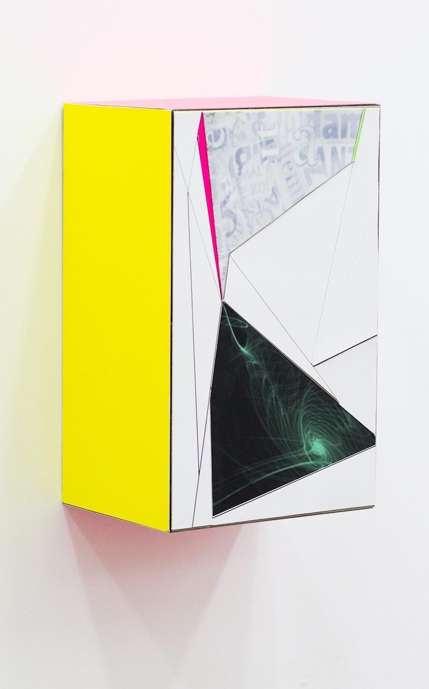 Isabelle Borges, the Box #1 - 28,5 X 18,5 X 14,2 cm