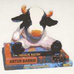 Camille Kachani Composição nº 7 Placas de borracha EVA sobre MDF 110 x 100 cm, 2006