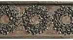 Fernando Lucchesi Caixa de cobre com Coroas de Flores Madeira pintada e cobre.