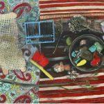 Mônica Barki Pique-nique com Nenê AST 116 x 178 cm, 1996