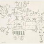 Rodrigo Godá Série Invenções Lápis 20 x 28 cm, 2006