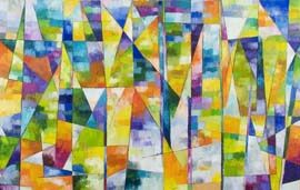 Gonçalo Ivo A Grande Paisagem OST 97 x 195 cm, 2005