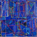 Gonçalo Ivo Fête Afrilaine MC N°3 Louis Javet OST 97 x 195 cm, 2006