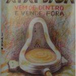 Jorge Duarte XiXi DaDa Técnica Mista 58 x 44 cm