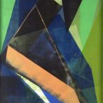 Sem título Monoprint 111 x 75 cm, 2005