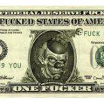 Camille Kachani One Fucker – Série moeda vigente Fotografia Digital Sobre MDF 28 x 65 cm, 2004