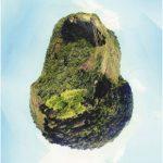 Eduardo Coimbra Asteróide 3 Fotografia colorida 90 x 70 cm, 1999