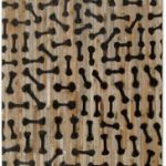 Marcos Coelho Benjamim Sem Título Óleo sobre madeira 200 x 100 cm, 1991