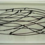 "Daniel Feingold Série ""Grades"" Esmalte sintético sobre acetato – 10 exemplares 60 x 33cm, 2000"