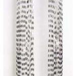 Sem Título(BOX), Cristal, miçangas, lâminas de barbear e acrílico, 200 x 80 x 77 cm, 2003