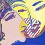 Oriental Kiss Óleo sobre tela 80 x 124 cm