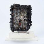 T – 638, Torre, 12,5 x 11,5 x 6 cm