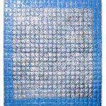 Marcos Cardoso Copa do Mundo Plástico costurado com plástico 170 x 166 cm, 2006.