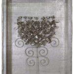 Fernando Lucchesi Árvore da Vida Objeto em chumbo 50 x 40 cm