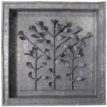 Fernando Lucchesi Árvore da Vida Objeto em chumbo 35 x 35 cm