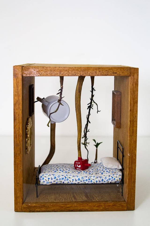 Camille Kachani, Sem Título, Tecnica Mista, 25 x 21,5 x 22 cm