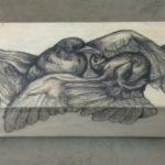 Vítor Mizael_Sem Título_Grafite sobre madeira_20 x 60 x 10 cm_2015