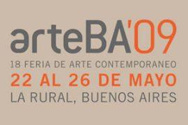 2009: ArteBA – Feira de arte contemporânea de Buenos Aires