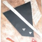 Arthur Piza Catastrophe Organisee Gravura em metal 76 x 55,5 cm.