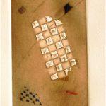 Arthur Piza Echelle de Jacob Gravura em metal 37,5 x 28 cm, Tiragem 57/100.