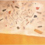Arthur Piza Espace Retrovue Gravura em metal 55,5 x 76 cm.