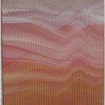Abraham Palatnik W – 115 Acrílica sobre Madeira 65,7 x 54,4 cm, 2006
