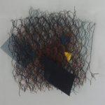 Artur Piza Trama Aramado 18 x 18 cm.