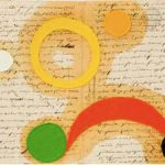 Júlio Villani Rebento Óleo sobre documentos Cartoriais 25 x 37 cm, 2008.