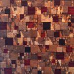 Fernando Velloso Sem Título Técnica Mista 60 x 60 cm, 2011.