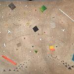 Arthur Luiz Piza, Espace em Folie, Gravura em Metal, 63 x 90 cm