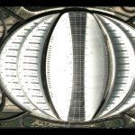 Fábio Cançado, Pequim – China, Fotografia Quickbird, 44 x 63 x 15 cm