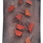 Arthur Luiz Piza, BP24, Aquarela e colagem, 11 x 8 cm