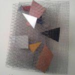 Arthur Luiz Piza, Sem título, Aramado, 30 x 30 x 10 cm