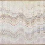 Abraham Palatnik W – 182 Acrílica sobre Madeira 46,6 x 74,3 cm, 2007.