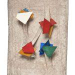 Arthur Luiz Piza, 441, Aquarela e Colagem, 12 x 8 cm
