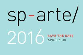 2016: SP-Arte – Feira Internacional de Arte de São Paulo