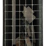 Arthur Luiz Piza, T - 1327-Arame galvanizado e madeira pintada, 3,5x10x3,8 cm