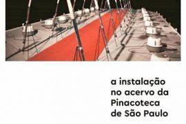 A obra de Mariana Manhães no acervo da Pinacoteca de São Paulo.