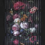 ChristusNobrega, Natureza Bela, Morta e do Lar IIA - Homenagem a Jan Davidsz de Heem, Impressão sobre papel dobrado em formato de avião, 136 x 160 cm