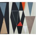 Júlio Villani, Sem Título, óleo sobre papel, 32,5 x 49 cm, 2016