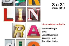 BERLIN RADIO - cinco artistas de berlin