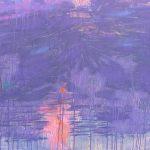 Felipe Goes, Pintura 273, Acrílica e guache sobre tela, 90 x 120 cm, 2015