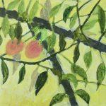 Felipe Goes, Pintura 290, Acrílica e guache sobre tela, 35 x 40 cm, 2016